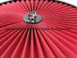 El flujo de Super lavable Kit Limpiador de aire Filtro de la tapa