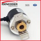 Датчик типа Autonics E40h12-5000-6-L-5, полый вал 12мм 5000PPR, 5V инкрементное поворотный шифратор оптического дисковода