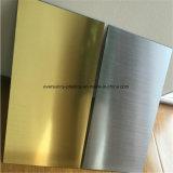Лист для Engraver лазера, двойной лист ABS гравировки пластичный ABS цвета для CNC