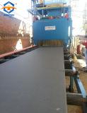Chapa de Aço/folha Granalhagem e equipamentos de pintura/máquina