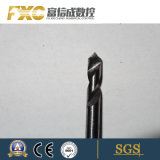 Vente chaude Fxc-08 2 Foret en carbure de flûte de torsion
