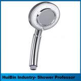 Pulso 3 funções da Série spa de luxo com chuveiro de massagem experiência, Wall-Mounted, Alta pressão, fácil instalação, Acabamento cromado