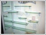 Ясность/покрасила/ультра ясной вытравленное кислотой стеклянное матированное стекло от 4-15mm