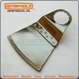 67mmのSupercutのツールのための振動のダイヤモンドのフラッシュ切口のグラウトの刃