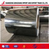 Aluminum-Zinc ondulé galvanisé Acier recouvert d'alliage (DC51D+Z, DC51D+ZF)
