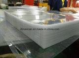 Super transparenter Plastik-Belüftung-steifes Blatt für Eierverpackung