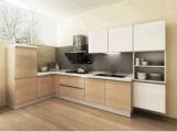 Neue Art 2018 der Hauptmöbel mit Küche-Schrank (Kit-79)