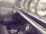 Mini máquina de embalagem automática da goma de mastigação da bolha do empacotamento plástico