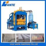 Qt6-15c het Maken van de Baksteen van het Cement Machine, Hydraulisch Concreet Blok die Machine maken