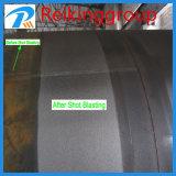 Macchina di granigliatura di pulizia della superficie esterna del tubo d'acciaio