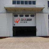 Подгонянная дверь вертикального дистанционного управления промышленная для пакгауза