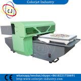 綿織物のデジタル印字機