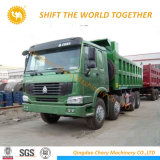 30トン容量HOWOのダンプトラック/20cbmダンプカートラック