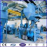 Migliore macchina di granigliatura del trasportatore a rulli di prezzi per la barra d'acciaio