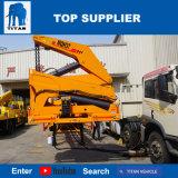Titan, der 20FT 40FT Behälter-Seiten-Kasten-Ladevorrichtungs-LKW Sidelifter Behälter-Schlussteil für Verkauf versendet