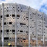 панель Wal влияния 3D алюминиевая для забавный украшения парка