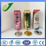 16 oz peut en aluminium pour la bière, boissons sodas, jus de fruits, boisson énergétique