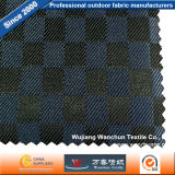 300d Oxford Double Color Lattice Fabric met pvc Coated