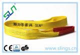 De Slinger van de Singelband van de Polyester van Sln En1492 3t met Ce- Certificaat