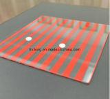 4-19mmは緩和されたシルクスクリーンによって印刷されたガラス、装飾的なガラスを着色した