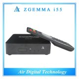 Super Value Linux IPTV Box Zgemma I55 com Dual Core