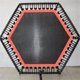 Nuovo ammortizzatore ausiliario relativo alla ginnastica variopinto dell'interno dell'OEM di Creatation che salta mini trampolino