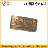 2D Distintivo molle su ordinazione in lega di zinco del metallo dello smalto con il Pin