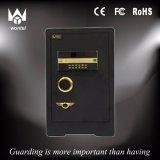Hecho en rectángulo seguro resistente del hotel electrónico del código de China