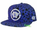 完全な印刷の野球帽の帽子