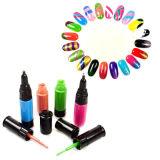 Nail Beauty, Nail Art Pen, Stylo à ongles bidirectionnel, Vernis à ongles