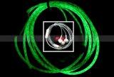 goedkope Oortelefoon van Earpod van de Hoofdtelefoon Luminoushearphone van de Nacht van 1.2m de Lichte Noctilucent met Mic voor iPhone 6 plus de Mobiele Telefoon van de Rand van S Samsung S7