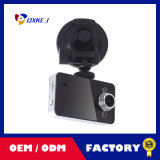"""2.4 """" ноча G-Датчика кулачка черточки видеозаписывающего устройства корабля камеры автомобиля DVR HD 1080P LCD"""