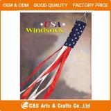 Windsocks su ordinazione del tessuto della visualizzazione di stampa