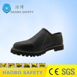 Натуральная кожа композитный Toe защиты обувь