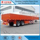 상품 수송을%s 2/3대의 차축 측벽 또는 반 대량 화물 트레일러