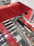 Mastic de colmatage automatique de carton avec la machine de garniture du joint de cadre de carton de bande
