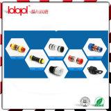 가스 Block Connector (노란 반지), Cable Plug, Duct Fiber Optic Cable Sealing Connectors