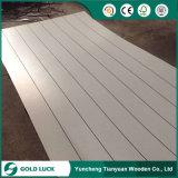 2,2 mm/2.7mm/en línea recta de 3,2 mm Madera melamina, madera contrachapada superpuesta de papel