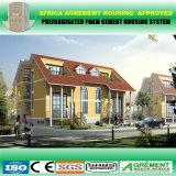 O projeto estrutural de casas pequenas/casas barato Prefab/móvel abriga a venda quente