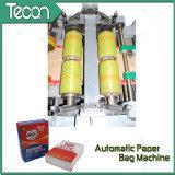 Мешок высокоскоростного и польностью автоматического цемента бумажный делая машинное оборудование