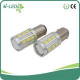 Lampadina impermeabile 1157 di bianco LED di DC12-24V