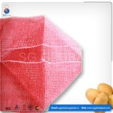 Röhren-pp. Ineinander greifen-Beutel des Großverkauf-50*80cm für verpackenkartoffeln