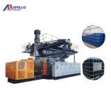 고품질 220L 플라스틱 화학 배럴 중공 성형 기계 2개의 층