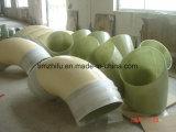 Bisfenol a resina epóxi Vinyester, tubos de plástico reforçado por fibra de enrolamento de incandescência