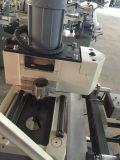 Copie en aluminium normale de profil cheminant la foreuse d'Abby