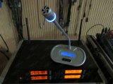 Skytone可聴周波8CH UHFの無線会議のマイクロフォンシステム