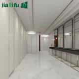 Partition moderne de salle de bains de bureau d'accessoires de support de Jialifu