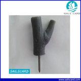 RFID Nagel-Marke mit ABS Material für den Baum Identifikation Gleichlauf