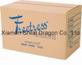 Scatola di cartone ondulata per le pizze, scatole da pasticceria, contenitori del biscotto (PB160616)