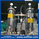 Популярный пакет из нержавеющей стали для двусторонней печати корпус фильтра воды для химической промышленности